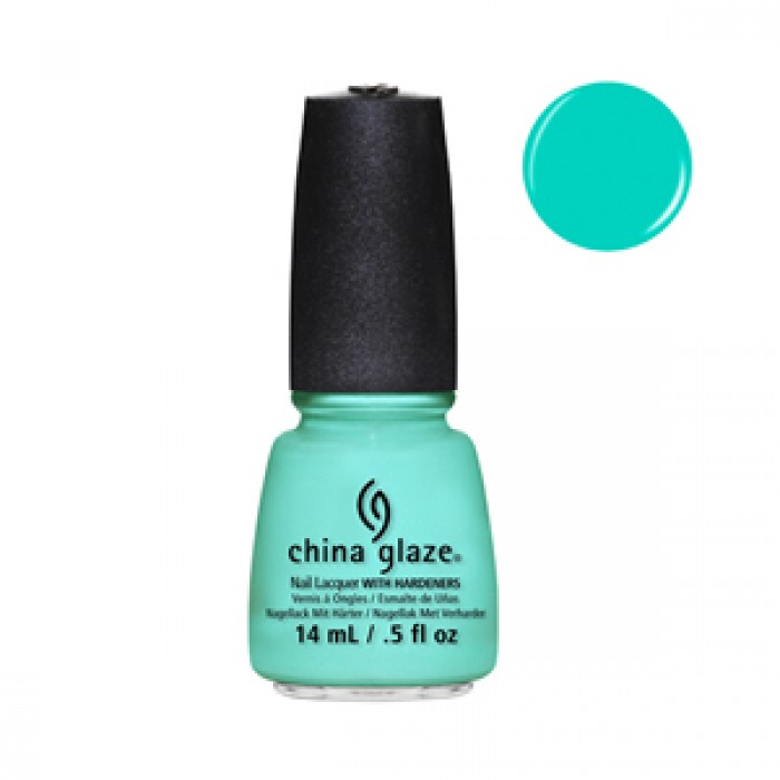 China Glaze TOO YACHT TO HANDLE